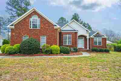 Macon Single Family Home For Sale: 2088 Derbyshire Drive