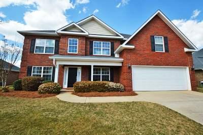 Warner Robins Single Family Home For Sale: 205 Northumberland Way