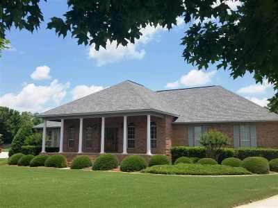 Kathleen Single Family Home For Sale: 100 William D. Evans Court