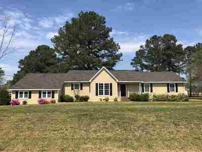 Macon Single Family Home For Sale: 105 Wilson Way
