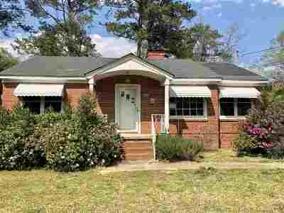 Macon Single Family Home For Sale: 3269 Arnwood Avenue