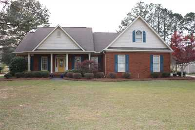 Perry Single Family Home For Sale: 203 Idle Pines