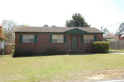 Warner Robins Single Family Home For Sale: 103 Dudley Street