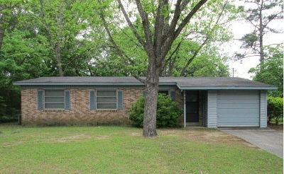 Warner Robins Single Family Home For Sale: 705 American Boulevard