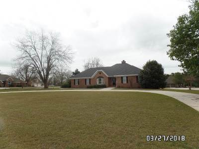 Perry Single Family Home Contingent: 3008 Tucker Road