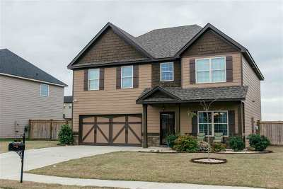 Kathleen Single Family Home For Sale: 504 Rolling Acres Drive