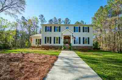 Macon Single Family Home For Sale: 5828 Kentucky Downs Drive