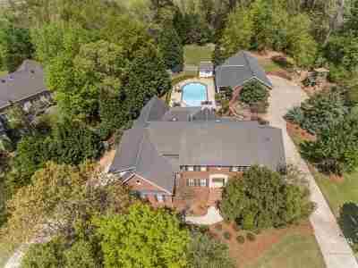 Warner Robins Single Family Home For Sale: 200 Mill Pond Plantation Way