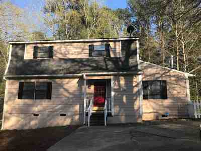 Macon Single Family Home For Sale: 1360 Greentree Parkway