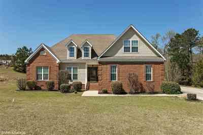 Macon Single Family Home For Sale: 173 Hampton Lakes Drive
