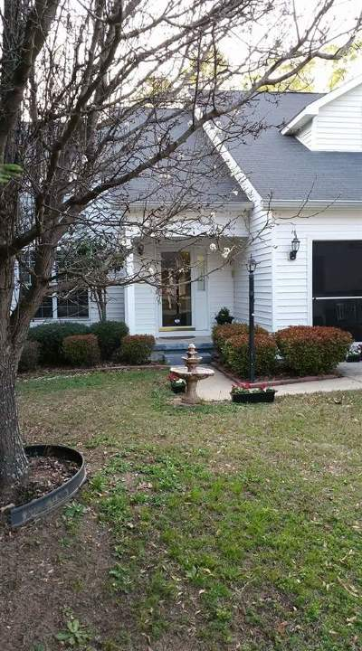 Perry Single Family Home For Sale: 323 Spring Creek Drive