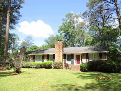 Macon Single Family Home For Sale: 2939 Thornwood Drive