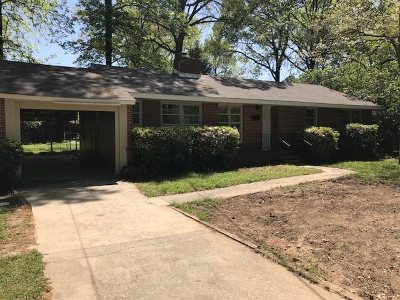 Warner Robins Single Family Home For Sale: 321 Oakview Square
