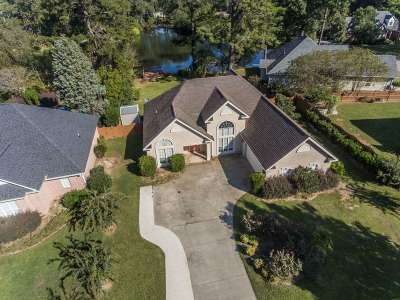 Bonaire Single Family Home For Sale: 117 Golden Pond Boulevard