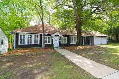 Macon Single Family Home For Sale: 3277 Ridge Avenue