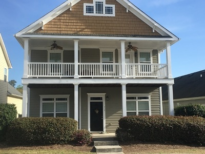 Macon Single Family Home For Sale: 715 Ivy Brook Way