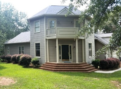 Macon Single Family Home For Sale: 200 Walden Woods Drive