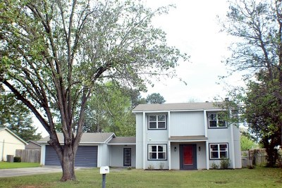 Warner Robins Single Family Home For Sale: 207 Northfield Drive