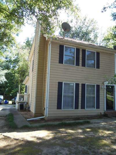 Macon Single Family Home For Sale: 5180 Forsyth Road