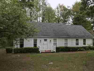 Macon Single Family Home For Sale: 204 Jordan Forest Dr S