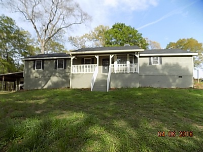 Macon Single Family Home Verbal Agreement: 6340 Britt Road