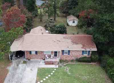 Warner Robins Single Family Home For Sale: 144 Lincoln Street