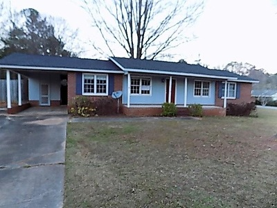 Macon Single Family Home For Sale: 822 Woodsdale Terrace