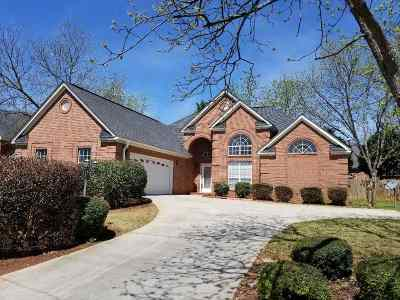 Centerville Single Family Home For Sale: 112 Saint Marlo Drive