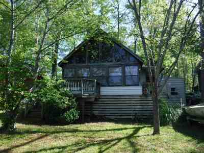 Macon Single Family Home For Sale: 891 N Confederate Drive