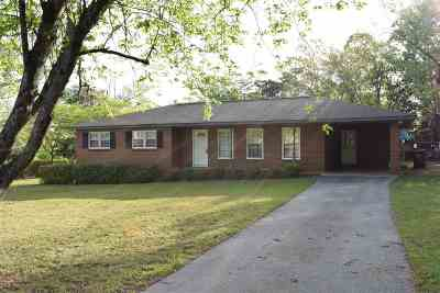Warner Robins Single Family Home For Sale: 100 Lakeside Drive