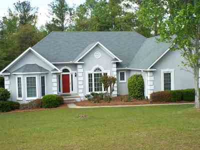 Macon Single Family Home For Sale: 345 Old Oak Road