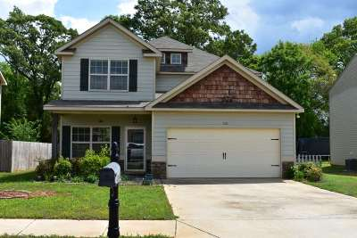 Kathleen Single Family Home For Sale: 200 Flowing Meadows Drive