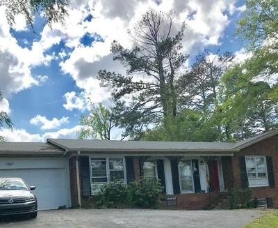 Macon Single Family Home For Sale: 2942 Malvern Hill Drive