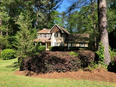 Macon Single Family Home For Sale: 5329 Northside Drive
