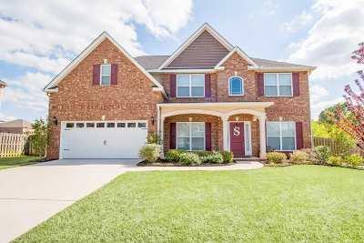 Warner Robins Single Family Home For Sale: 126 Regency Court