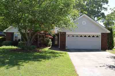Warner Robins Single Family Home For Sale: 111 Bowen Drive