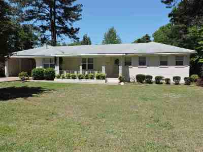 Warner Robins GA Single Family Home For Sale: $126,900