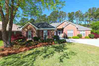 Warner Robins Single Family Home For Sale: 209 Huckleberry Trail