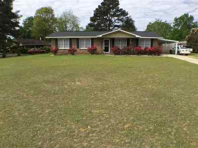 Warner Robins Single Family Home For Sale: 101 Trippi Terrace