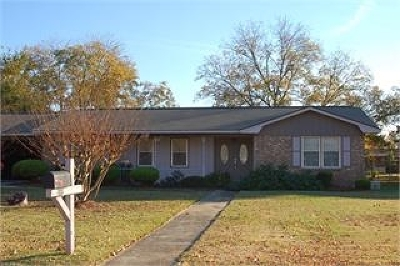Warner Robins Single Family Home For Sale: 110 Gawin Drive