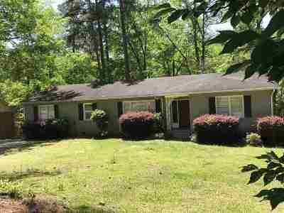 Macon Single Family Home For Sale: 2978 Victoria Cir