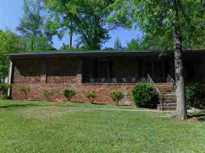 Macon Single Family Home For Sale: 1676 Wesleyan Hills Drive