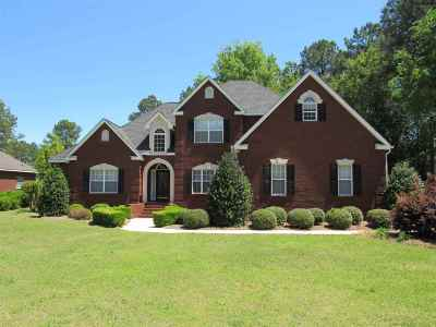 Perry Single Family Home For Sale: 312 Idle Pines Drive