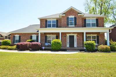Warner Robins Single Family Home For Sale: 110 Abbotsbury Lane