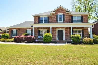 Warner Robins GA Single Family Home For Sale: $285,000