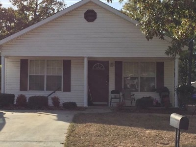 Warner Robins Single Family Home For Sale: 110 Oscar Court