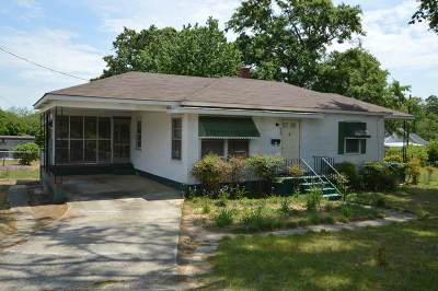 Warner Robins Single Family Home For Sale: 120 S Fourth Street