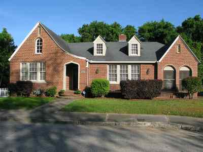 Macon Single Family Home For Sale: 291 Beverly Place