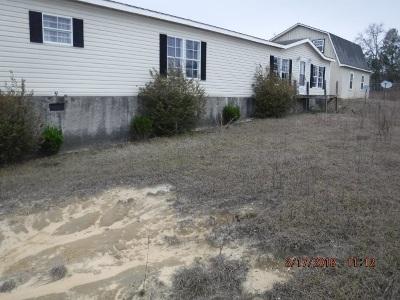 Roberta Single Family Home For Sale: 1716 Mathews Road
