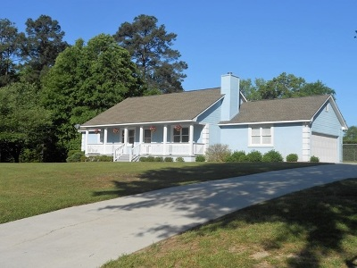 Macon Single Family Home For Sale: 99 Mesquite Court